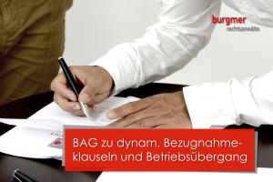 Dynamische Bezugnahmeklauseln In Arbeitsverträgen Und