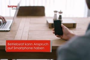 Smartphone für den Betriebsrat
