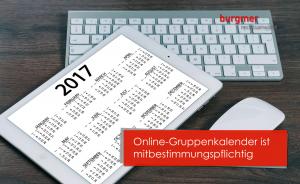 Onlinebasierter Gruppenkalender Bedarf Der Zustimmung Des