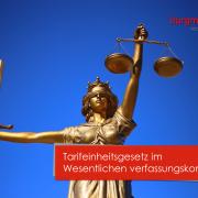 Tarifeinheitsgesetz