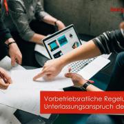 Vorbetriebsratliche Regelung