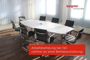 betriebsratssitzung