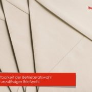 Unzulässige Briefwahl
