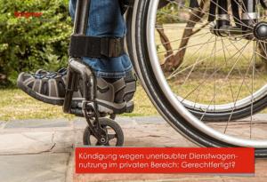 Beschäftigungsgarantie für Schwerbehinderte